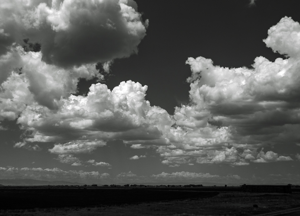 Taos Clouds #3
