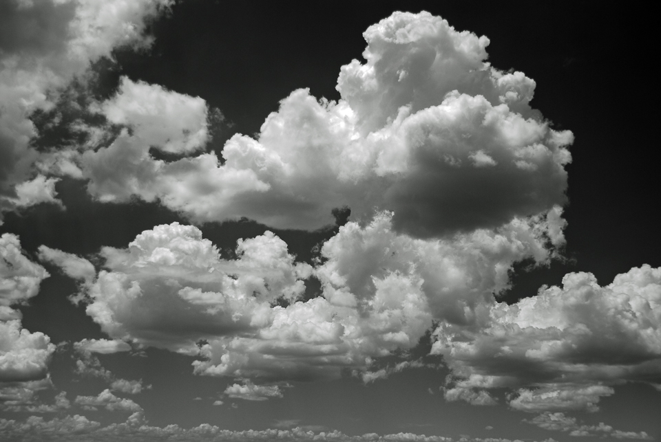 Taos Clouds #2