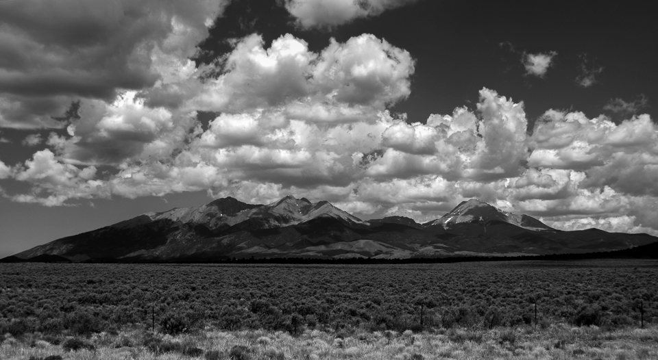 Taos Clouds #1