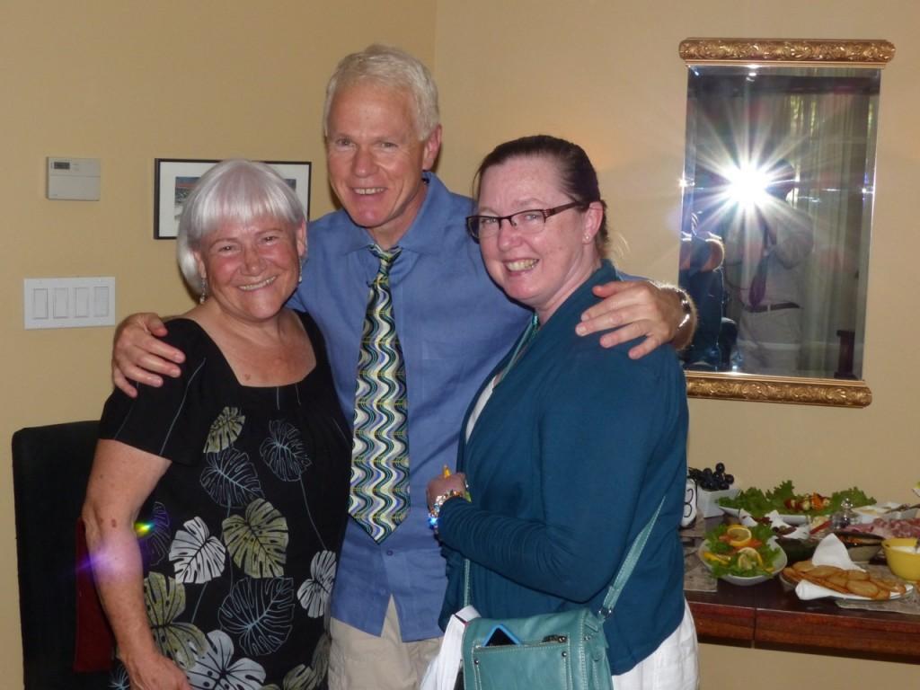 Josie, Ira and Teresa