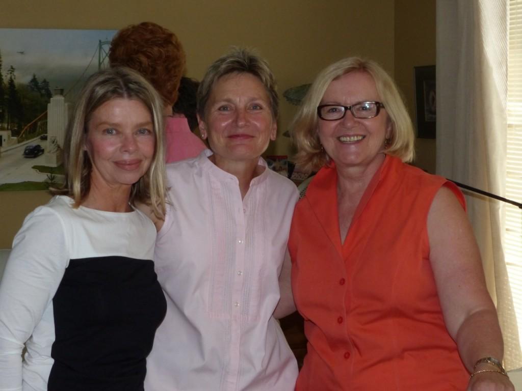 Connie, Mary-Ann and Barbara