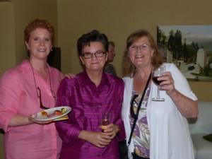 Joanne, Tanya and Paula