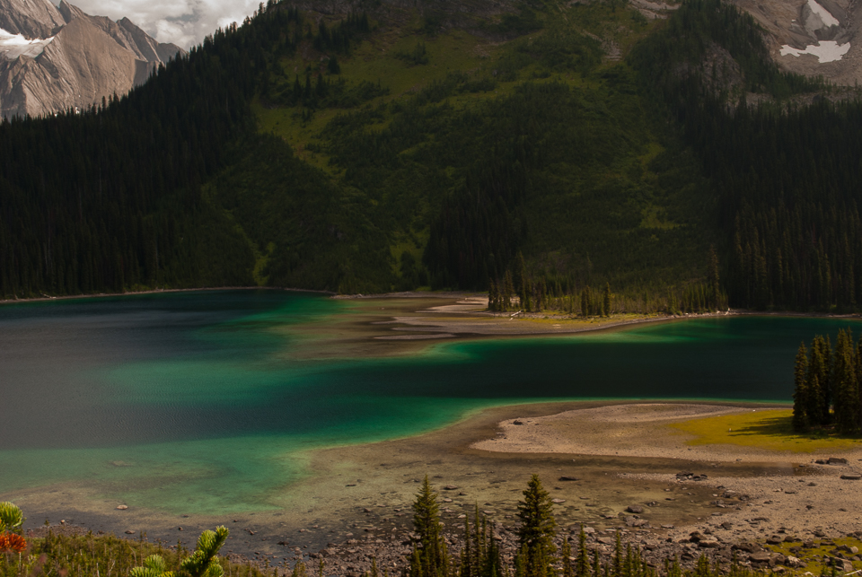 Leman Lake, AB