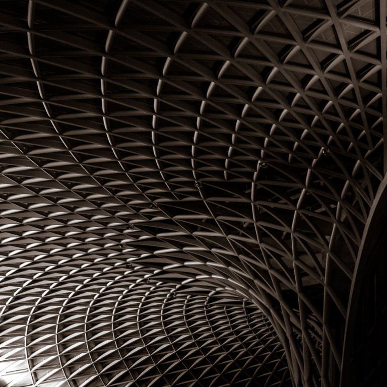 King's Cross Ceiling (1975)