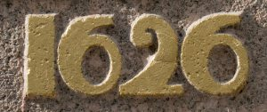 1626 New York
