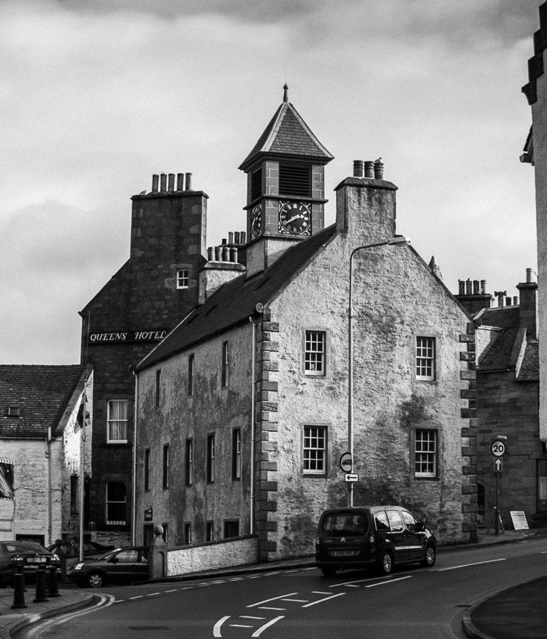 Queen's Hotel, Lerwick (2334)