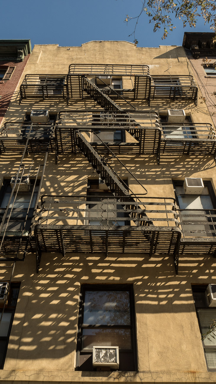 Fire Escape, Fort Gansevoort  (418)