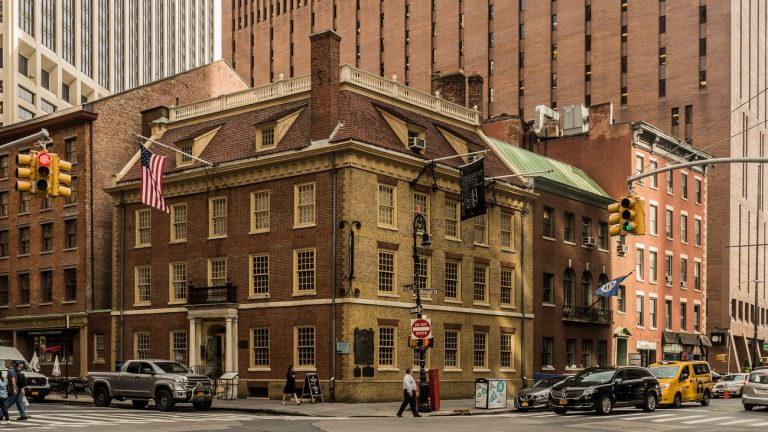 Fraunces Tavern, New York (594)