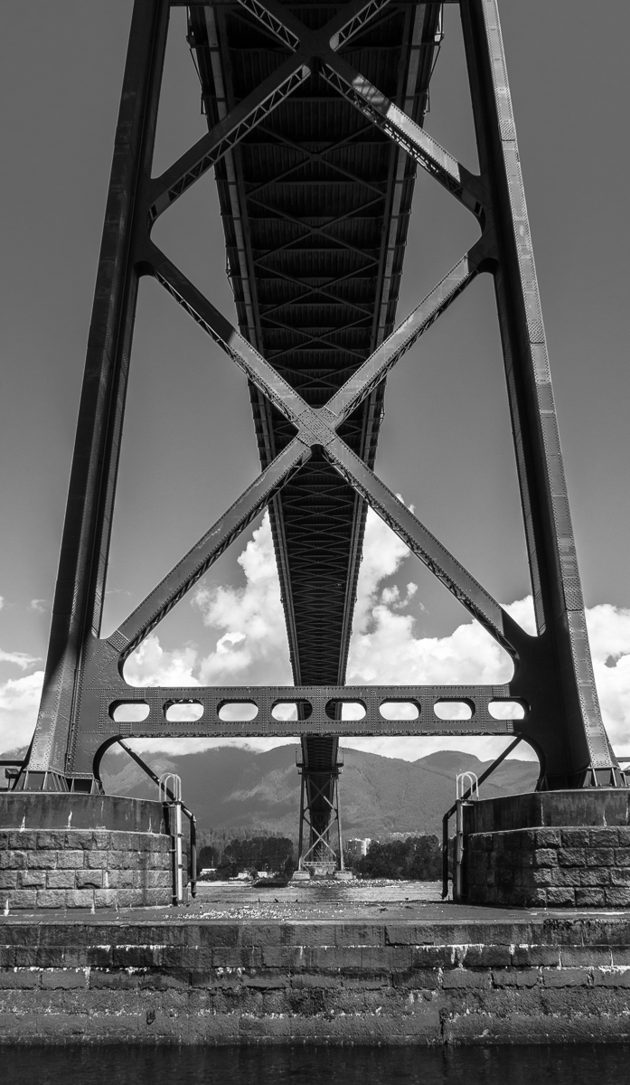 Lion's Gate Bridge, Vancouver (734)