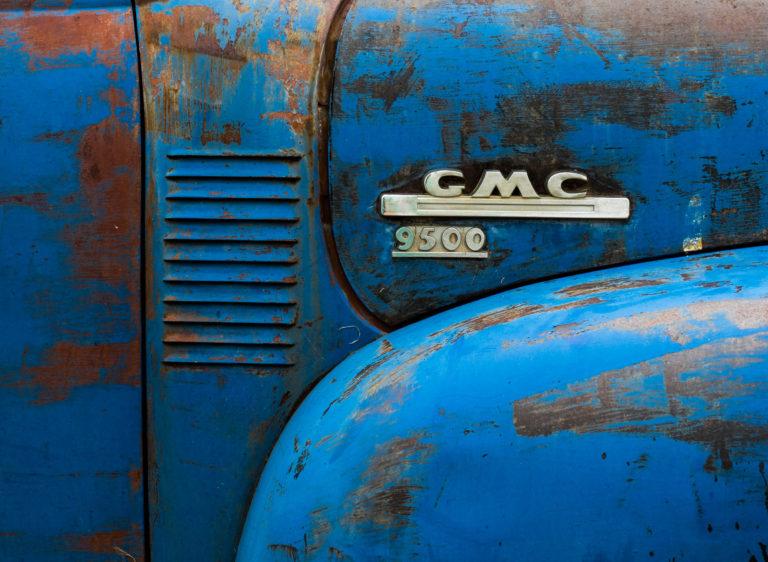 Vintage GMC 9500