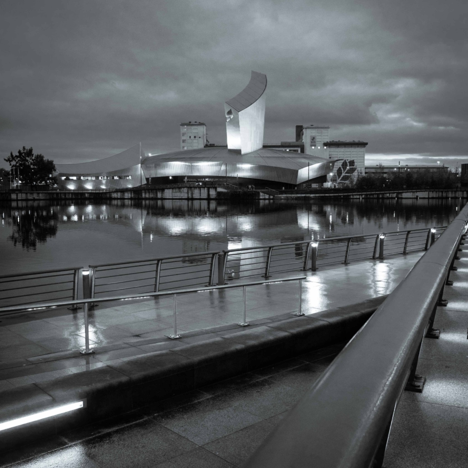 Imperial War Museum, Media City, Manchester