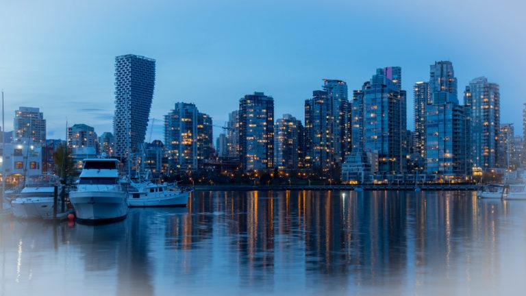Vancouver, Dusk (402)