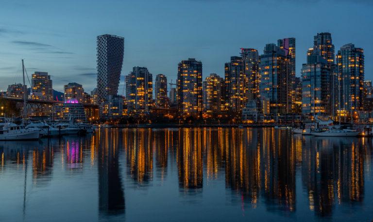 Vancouver, Dusk (410)