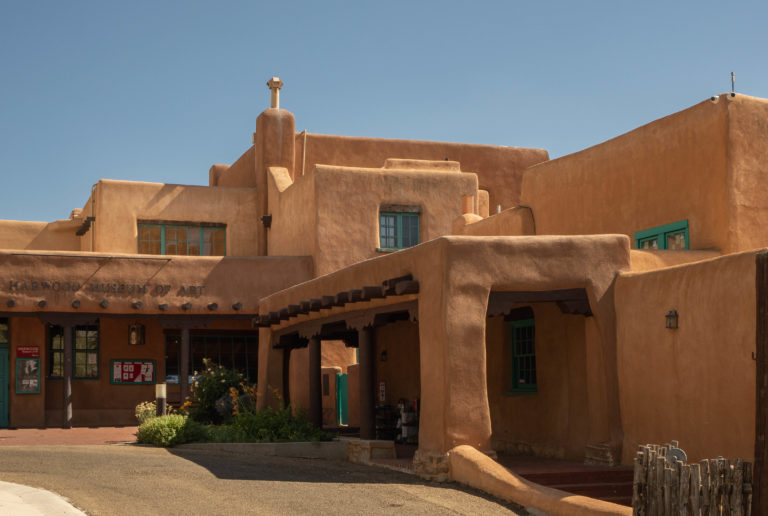 Harwood Museum, Taos, NM (840)