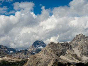 Mount Assiniboine From the SE (086)