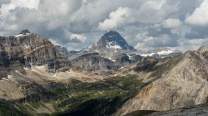 Mount Assiniboine From the South (086)