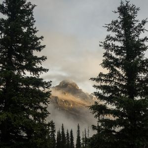 Sunset on White Man Mountain (157)