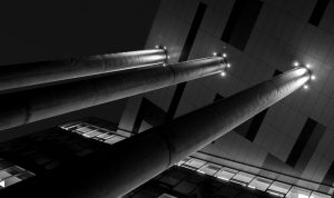 Architectural Night Lights (923)
